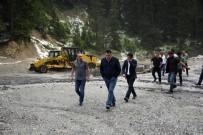 YAŞAR KARADENIZ - Bakan Ersoy'dan Yurduntepe Kayak Merkezi'ne 20 Milyon Liralık Kaynak