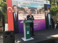 NUMAN KURTULMUŞ - Başkan Özlü İstanbul Temaslarına Devam Ediyor