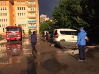 Bayburt'ta Sağanak Yağış Sele Dönüştü
