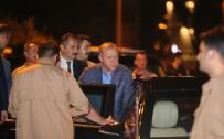 NUMAN KURTULMUŞ - Cumhurbaşkanı Erdoğan AK Parti İl Başkanlığı'ndan Ayrıldı
