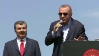 Cumhurbaşkanı Erdoğan 'Biz Ne Valimize İt Dedirtiriz, Ne De Polisimize Şerefsizler Dedirtiriz'
