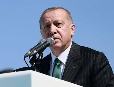 Cumhurbaşkanı Erdoğan: Seçimden sonra hesabını vereceksin
