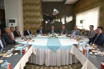 Cumhuriyet Başsavcısı Ramazan Murat Tiryaki İçin Veda Yemeği Düzenlendi