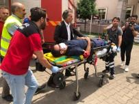 Hastanede 'Yangın' Tatbikatı Gerçeği Aratmadı