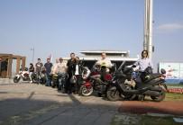 VAPUR İSKELESİ - İZTO'dan 'İşe Motosiklete Gitme' Etkinliği