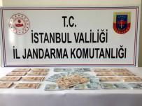 TÜRK LIRASı - Jandarma ekipleri sahte para şebekesini çökertti