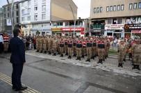Jandarma Teşkilatı'nın Kuruluş Yıldönümü Dolayısıyla Yürüyüş Ve Mehteran Gösterisi Düzenlendi