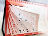 AREFE GÜNÜ - Kurban Bayramı tatili 9 gün mü?