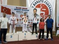 KARATE - Menteşeli Karateciler Denizli'den 5 Altın Madalya İle Döndü