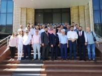 ÖZBEKISTAN - Mobilyacılardan Özbekistan Çıkarması