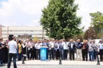 Niğde'de AK Parti'den Muhammed Mursi Açıklaması