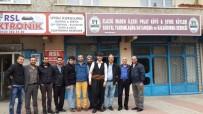 Polat Ve Çevre Köyler Derneği'nden Binali Yıldırım'a Destek