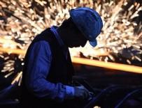 SANAYİ SEKTÖRÜ - Sanayi üretimi azaldı