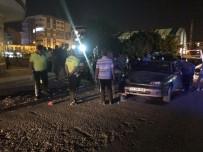 Siirt'te İki Araç Çarpıştı Açıklaması 2 Yaralı