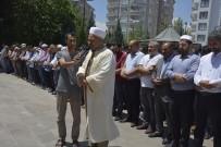 Siverek'te Mursi İçin Gıyabi Cenaze Namazı Kılındı