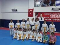 KARATE - Şuhut'ta Karate Kuşak Sınavı Yapıldı