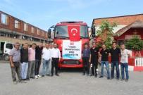 Türkeli'ye Yeni İtfaiye Aracı