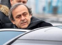 DÜNYA KUPASı - UEFA Eski Başkanı Platini gözaltına alındı