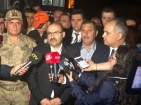 Vali İsmail Ustaoğlu, Araklı'daki Selle İlgili Yanlış Bilgilendirmeyi '2 Ölü, 8 Kayıp' Olarak Düzeltti