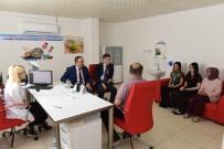 Vali Soytürk Sağlıkta Hayat Merkezi Ziyaret Etti