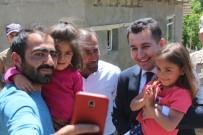 KARAKOL KOMUTANI - Vali Yardımcısı Duruk'tan Köy Ziyaretleri