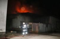 KAMERA - Yanan Motosiklet Ve Bisiklet Fabrikasının Kundaklandığı Ortaya Çıktı
