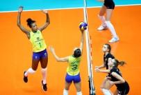 BREZILYA - 2019 FIVB Voleybol Milletler Ligi Açıklaması Belçika Açıklaması 0 - Brezilya Açıklaması 3