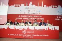 Antalya'da Dev Zirve