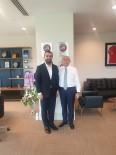 HASAN DOĞAN - Başkan Kadir Dağlı'dan Federasyon Başkanı Özdemir'e Ziyaret