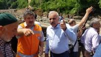 Başkan Zorluoğlu Açıklaması 'Devletimiz İmkânlarını Araklı İçin Seferber Etti'