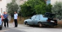 PARMAK İZİ - Borçla Aldığı Aracının Jant Ve Lastiklerini Çaldılar