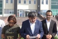 ADLIYE SARAYı - Büro Sen Kars Şube Başkanı Adıgüzel'den Feyzioğlu'na Kınama