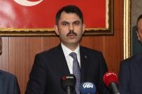 Çevre Ve Şehircilik Bakanı Murat Kurum, Tuzlalılarla Bir Araya Geldi