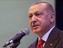 Cumhurbaşkanı Erdoğan: Mursi eceliyle ölmemiş öldürülmüştür