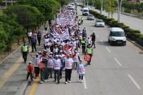 SAĞLIK EKİBİ - Emek Ve Adalet Yürüyüşü 9'Uncu Gününde Devam Ediyor