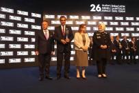AİLE VE SOSYAL POLİTİKALAR BAKANI - Erdemoğlu Dış Ticaret En Büyük Halı İhracatçısı Ödülüne Layık Görüldü