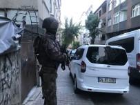 Esenler'de Şafak Vakti Helikopter Destekli Narkotik Operasyonu Açıklaması 35 Gözaltı