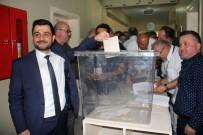 Giresunspor'da Başkan Sacit Ali Eren Güven Tazeledi