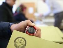 SİYASİ PARTİLER - Pazar günü 10,5 milyon seçmen sandık başına gidecek