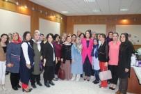 SOSYAL YARDıMLAŞMA VE DAYANıŞMA VAKFı - Kadın Koparatifi Çalışanları Mucur İlçesinde İlk Maaşlarını Aldı