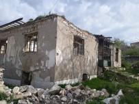Kaman İlçesinde Metruk Binalara Yıkım Kararı