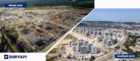 PİKNİK ALANI - Mega Proje Antalya'da 6417 Konutluk Park Etabında İnşaat Sona Yaklaşıyor