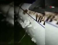 HELIKOPTER - Meksika'da Helikopteri Güvenlik Görevlileri Ateş Ederek Düşürdü İddiası