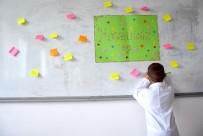 KÜTÜPHANE - Özay Günsel Çocuk Üniversitesinin İlk Dersi Mustafa Akıncı'dan