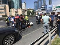SAĞLIK EKİBİ - (Özel) E-5 Karayolu'nda Can Pazarı Açıklaması 2 Polis Yaralı