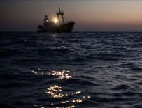 Emniyet uluslararası sularda 12 ton toz esrar yakalattı