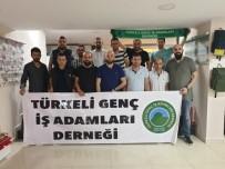 Türkeli TÜGİAD'dan Futbol Turnuvası