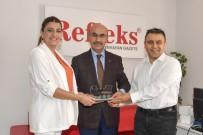 YOĞUN MESAİ - Vali Demirtaş'a 'Özel Ödül'