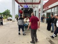 Yem Fabrikasında Toz Deposu Tamburu Patladı Açıklaması 2 Yaralı