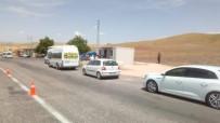 Alkollü Minibüs Sürücüsü 14 Kişilik Araca 17 Kişi Aldı